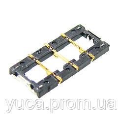 Контакты под батарею для APPLE iPhone 5s