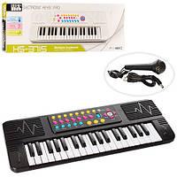Детский музыкальный инструмент Игрушка Синтезатор HS3715A, фото 1
