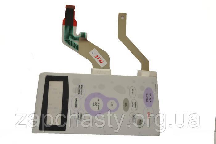 Сенсорная панель микроволновой печи Samsung DE34-00193E (M1736NR)