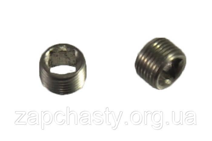 Винт регулеровочный (жиклер) для сепаратора Мотор Сич