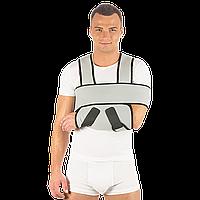 Бандаж фиксирующий на плечевой сустав (повязка Дезо), S
