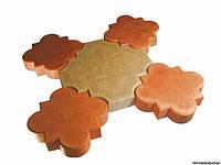 Литая тротуарная плитка Мариуполь, Лилия, литая тротуарная плитка, купить, фото 1