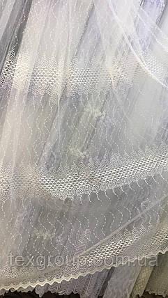 Тюль фатиновая Турция IST-1058 опт, фото 2