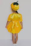 Маскарадный костюм на девочку Тыква (2-6 лет), фото 3