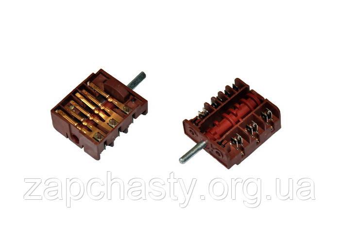 Перемикач духовки і електроплит MXT BC6-07 , AN_EL 30E3 7-ми поз.