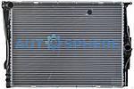 Радиатор охлаждения BMW E81, E90, E84 Profit