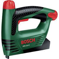 Степлер аккумуляторный Bosch PTK 3.6 B