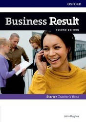 Business Result Second Edition Starter Teacher's Book with DVD