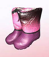 Детские теплые сапожки (0310/39)