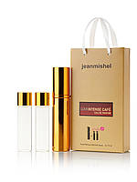 3 по 15 мл Міні-парфуми Jeanmishel Love Intense Cafe (ж) 93