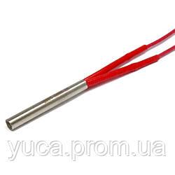 Нагревательный элемент  для сепаратора 220V, 100Вт, длина 50 мм, диаметр 6 мм