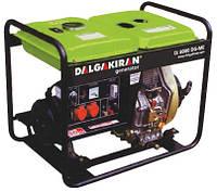 Дизельный генератор (миниэлектростанция) DJ 7000 DG-E 7 кВа.