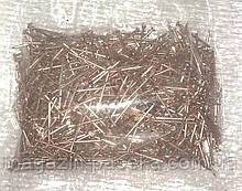 Цвяхи оцинковані 40х1,6 мм 0,5 кг.