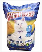Наполнитель Litter Pearls Траклес (TrackLess) кварцевый для кошек, 9,07 кг, 18,94 л