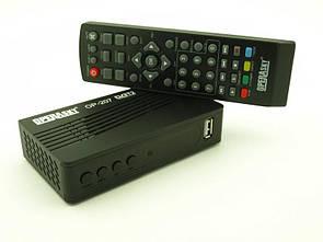 Operasky, TV тюнер Т2 приемник для цифрового ТВ. DVB-Т2 OP-207