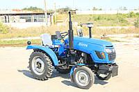 Минитрактор, Трактор T240FPK (24 л.с., 3 цилиндра, КПП (3+1)х2, регулируемая коллея,  блокировка дифференциал)
