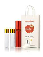 3 по 15 мл Міні-парфуми Jeanmishel Love Nina Red (ж) 62