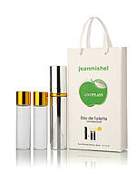 3 по 15 мл Міні-парфуми Jeanmishel Love Green Plain (ж) 63