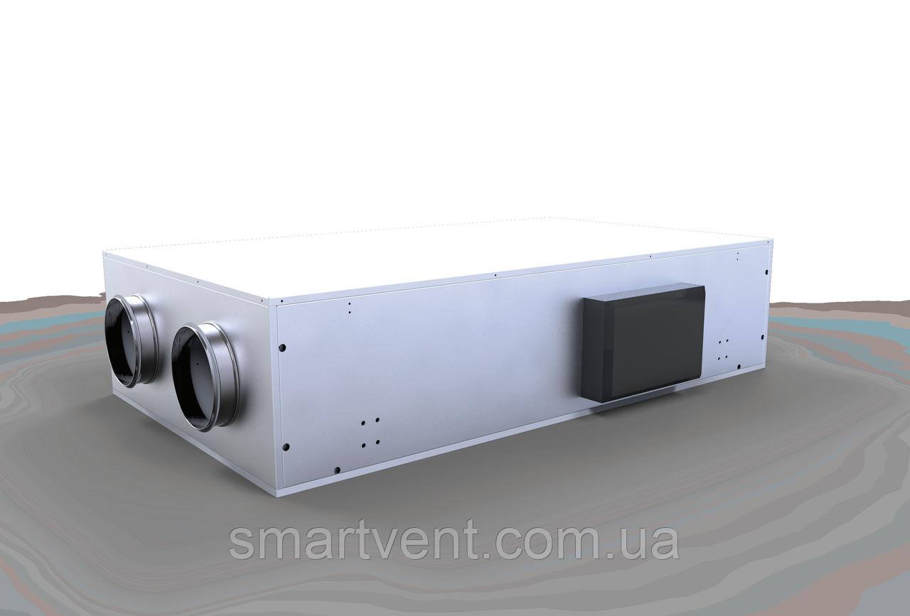 Приточно-вытяжная установка SlimStar - 750 АС