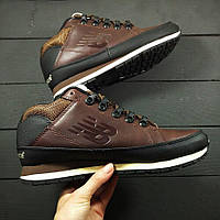 Кроссовки New Balance 754 Brown Leather 41