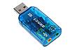 USB sound card звуковая карта 5.1 #100026