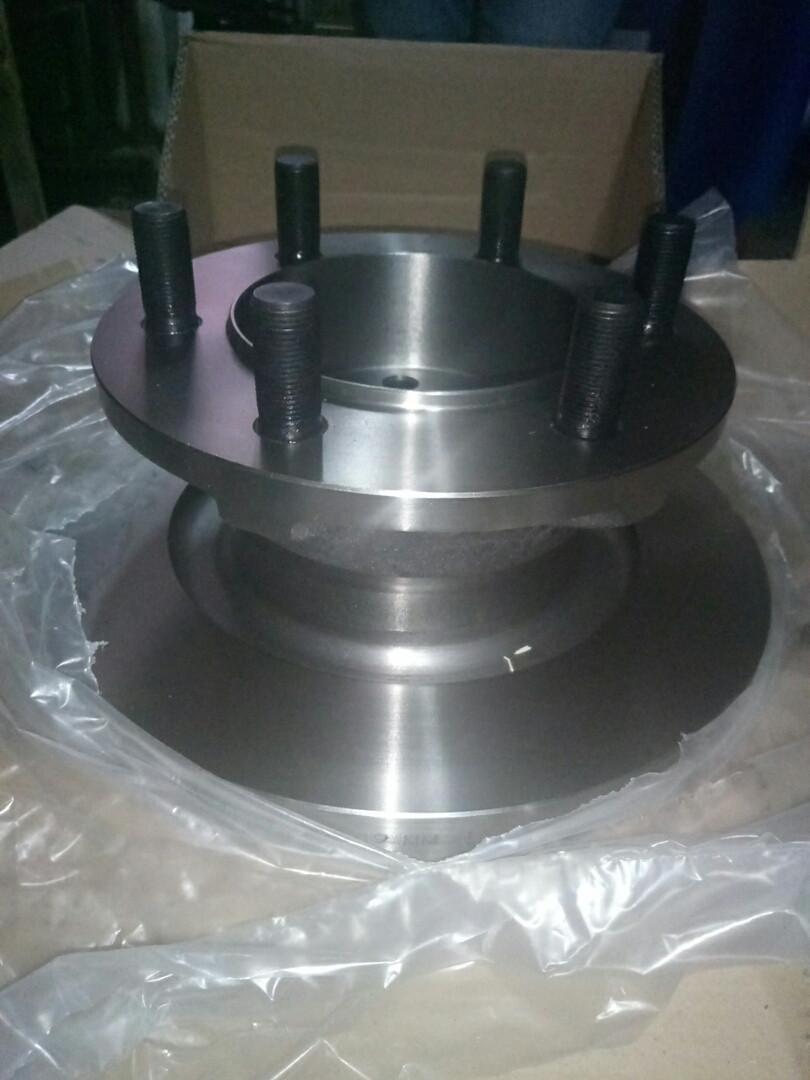 Диск тормозной передний E2 IVECO 960050 Techno Brake (42470842)