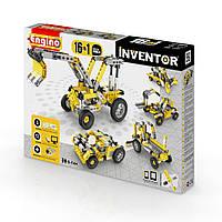 Конструктор INVENTOR 16 в 1 - Строительная техника