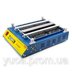 Преднагреватель  T-8280 инфракрасный, большой, керамический, размеры рабочей поверхности 280X270мм