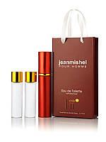 3 по 15 мл Міні-парфуми JEANMISHEL POUR HOMME EDP (м) 40