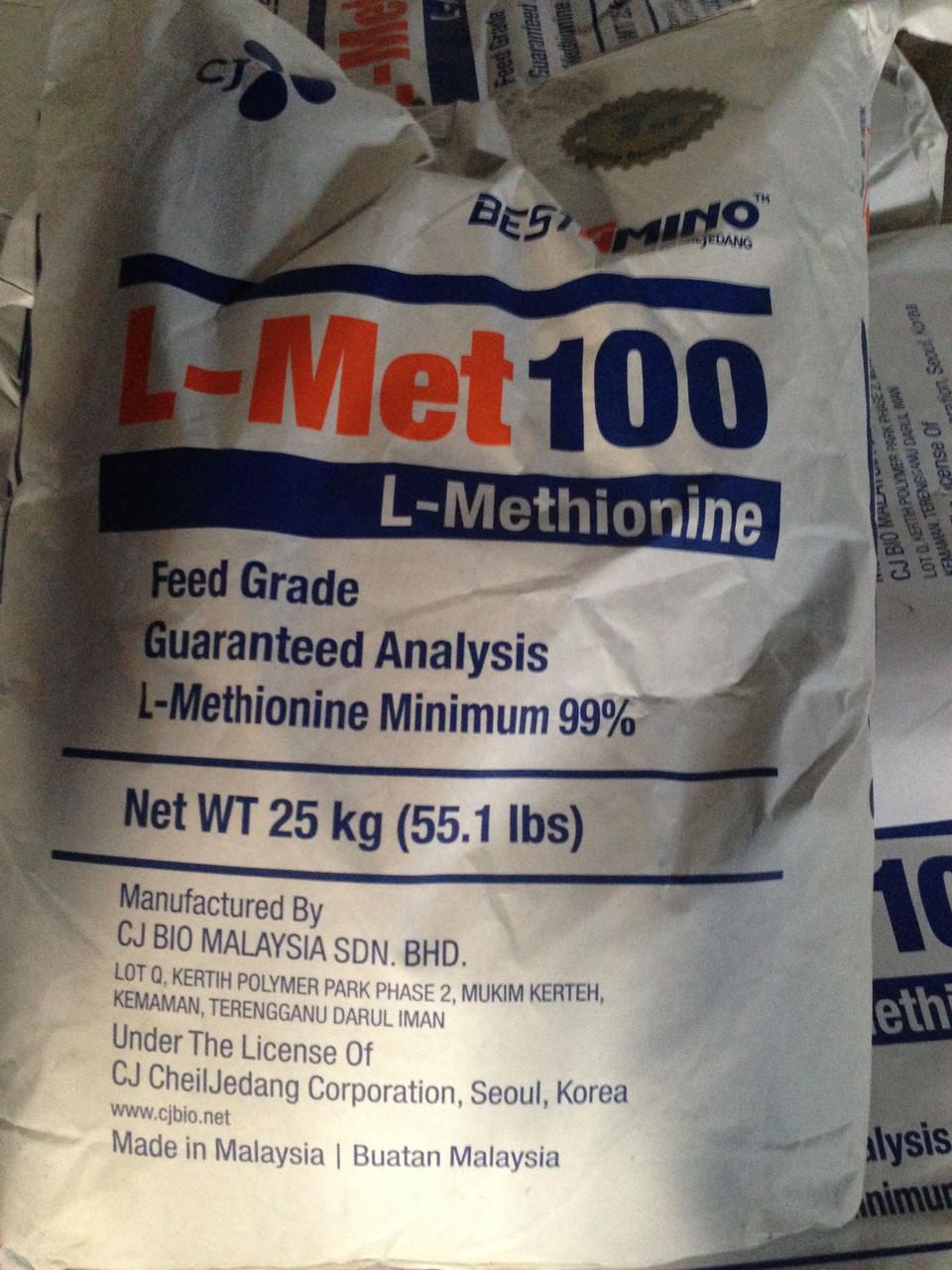 Аминокислота Метионин Cj для сельскохозяйственных животных