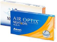 Контактная линза AirOptix Night Day