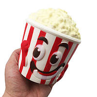 Большой сквиш попкорн