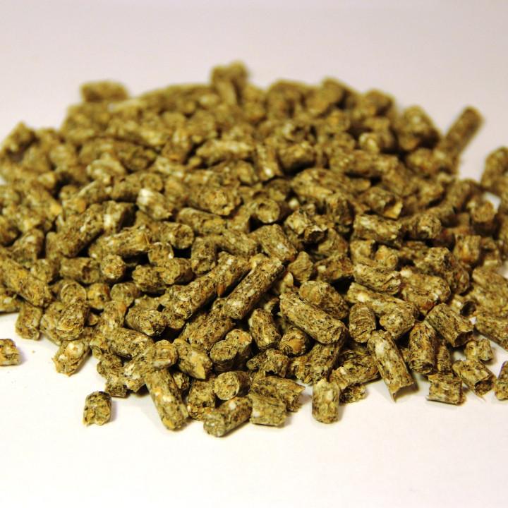 Травянная мука гранулированная(люцерна)