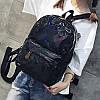 Голограммный рюкзак Геометрія, фото 2