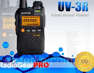Купить рацию  Baofeng UV-3R, фото 2