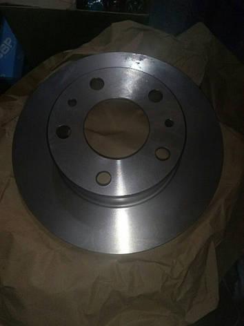 Диск тормозной задний 276mm. IVECO DAILY  Е3 с ABS  (215.057/42471034), фото 2