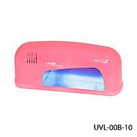 УФ Лампа для наращивания ногтей Lady Victory UV-9W UVL-00B-10