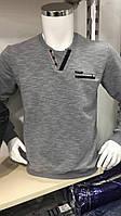 Стильный  мужской свитер Турция., фото 1