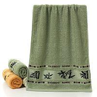 Полотенце махровое бамбуковое 140x70 см