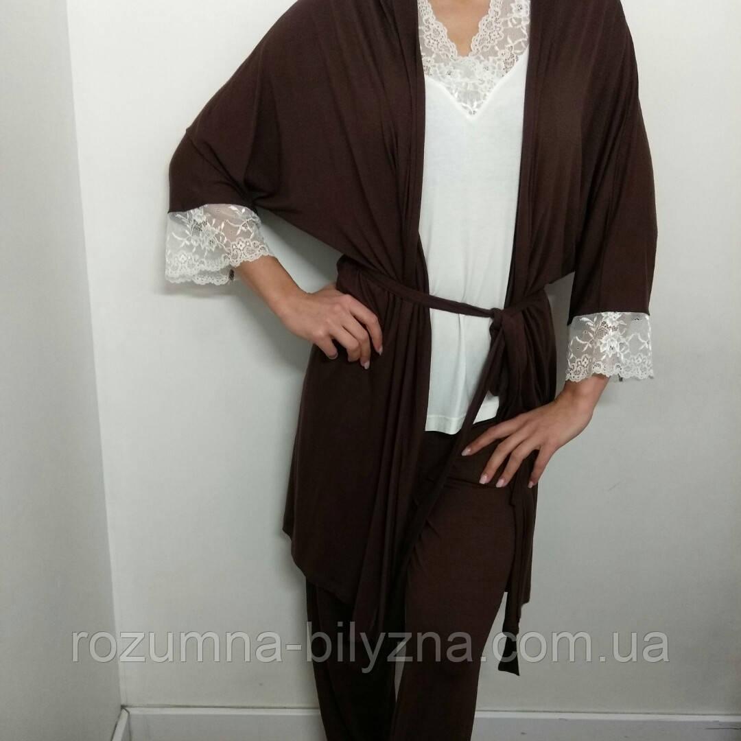 Домашний костюм F50003 TM Fleri; S, M, L, XL.