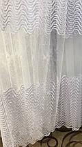 Красивая Фатинова тюль VST-1708 опт, фото 3