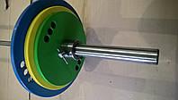 Штанга олимпийская 200 кг, фото 1