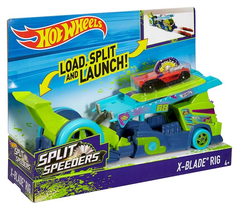 Транспортер Split Speeders Hot Wheels DHY26