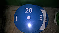 Блин олимпийский 20 кг, фото 1