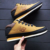 Зимние кроссовки-ботинки New Balance 754 Yellow
