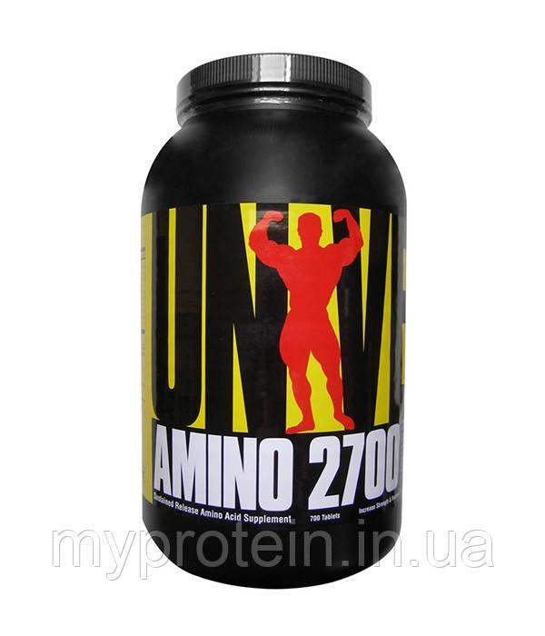 Universal Аминокислоты Amino 2700 (700 tabs)