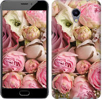 "Чехол на Meizu M5 Note Розы v2 ""2320c-447-15168"""