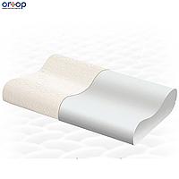 Подушка ортопедическая под голову для взрослых с эффектом памяти
