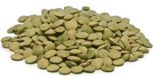 Семена чечевицы зеленой Линза 1 репродукция