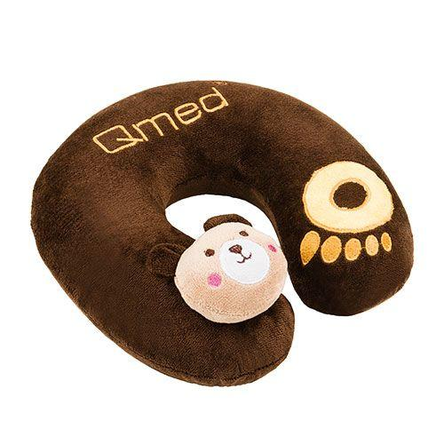 Ортопедическая подушка под голову для путешествий Qmed ТRAVELING детская